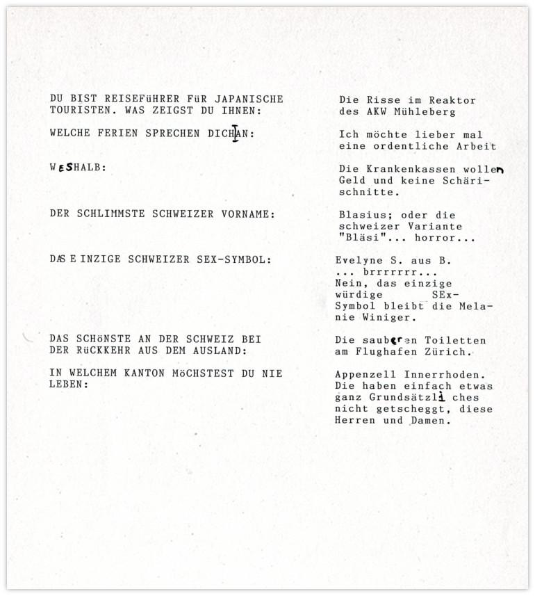 Uri,schwyz3 - Anfrage