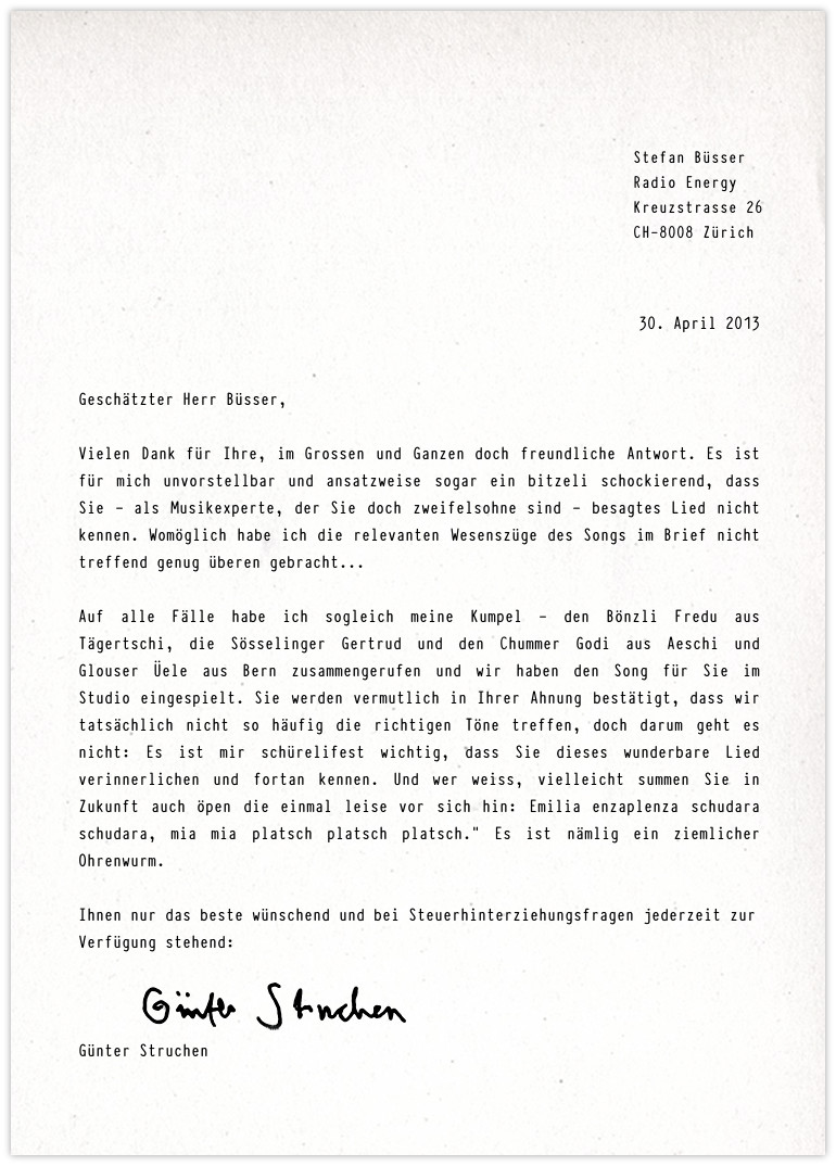 Energy Zürich Anfrage 2