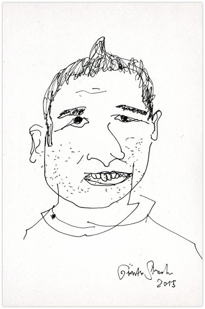 Alex Frei Portrait