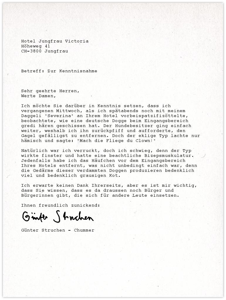 Victoria Jungfrau - Anfrage